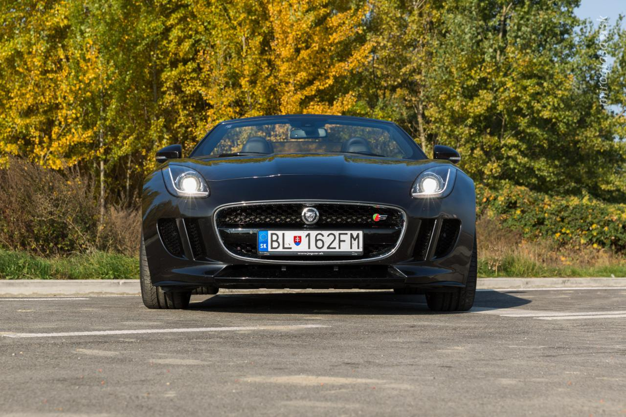 Test: Jaguar F-type S