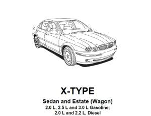 Jaguar X-Type Workshop Manual