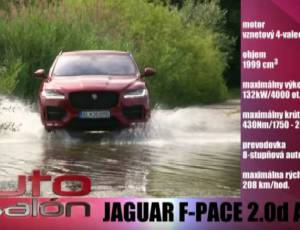 Test: Jaguar F-Pace 2.0d AWD