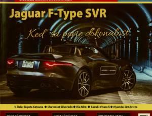 STOP 8/2016 – Jaguar F-Type SVR