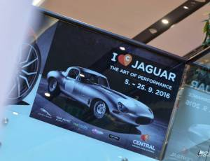 I ♥ Jaguar – The Art of performance