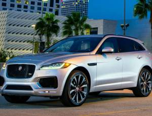 Test Jaguar F-Pace S SUV – TopSpeed.sk